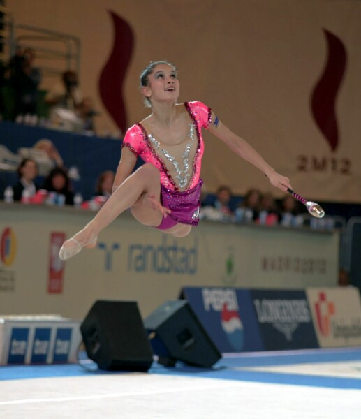 championnats du monde Madrid 2001 12ma1110