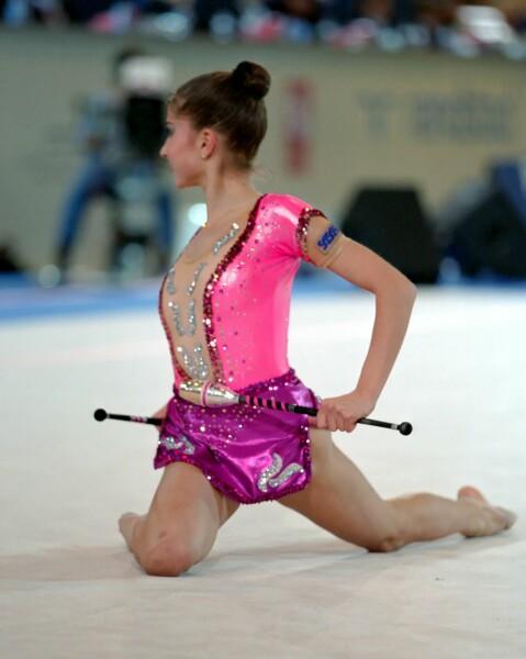 championnats du monde Madrid 2001 12ma1310