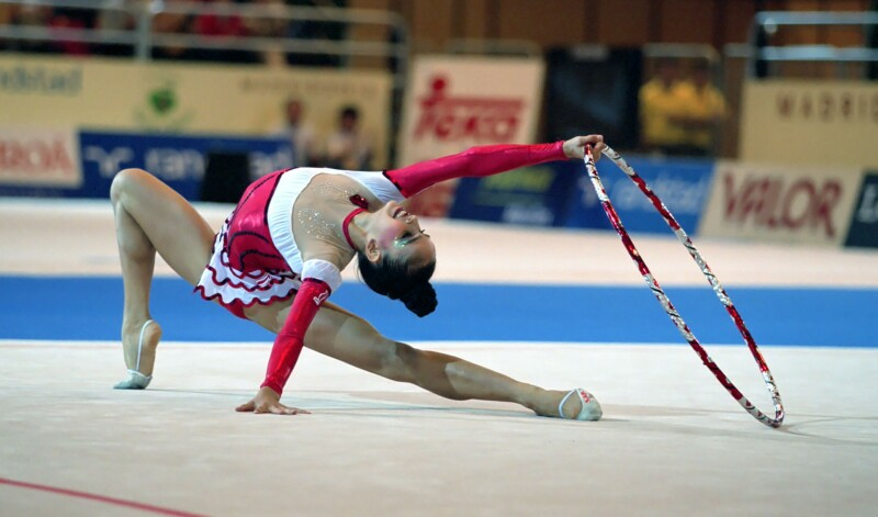 championnats du monde Madrid 2001 13ma1510