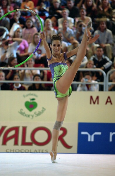 championnats du monde Madrid 2001 13ma2311