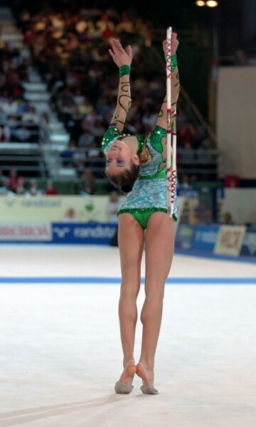 championnats du monde Madrid 2001 15ma1310