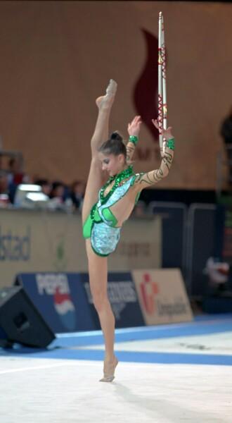 championnats du monde Madrid 2001 15ma1611