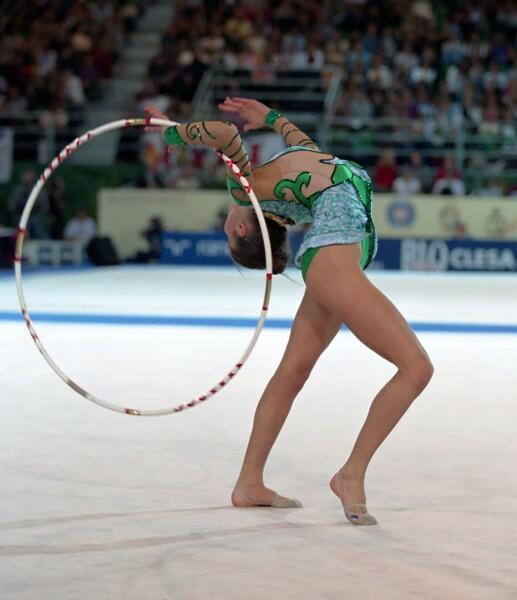 championnats du monde Madrid 2001 15ma1910