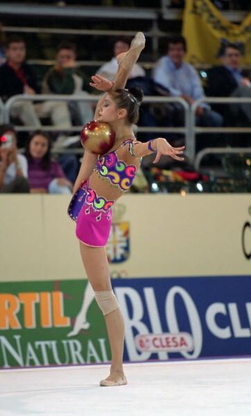 championnats du monde Madrid 2001 19ma1610