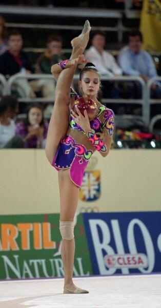 championnats du monde Madrid 2001 19ma1710