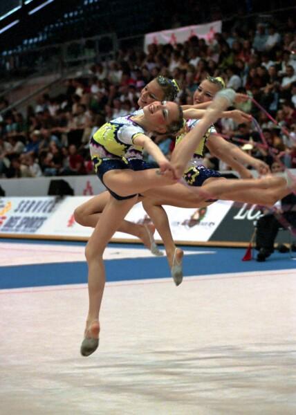 championnats du monde Madrid 2001 Cerven12