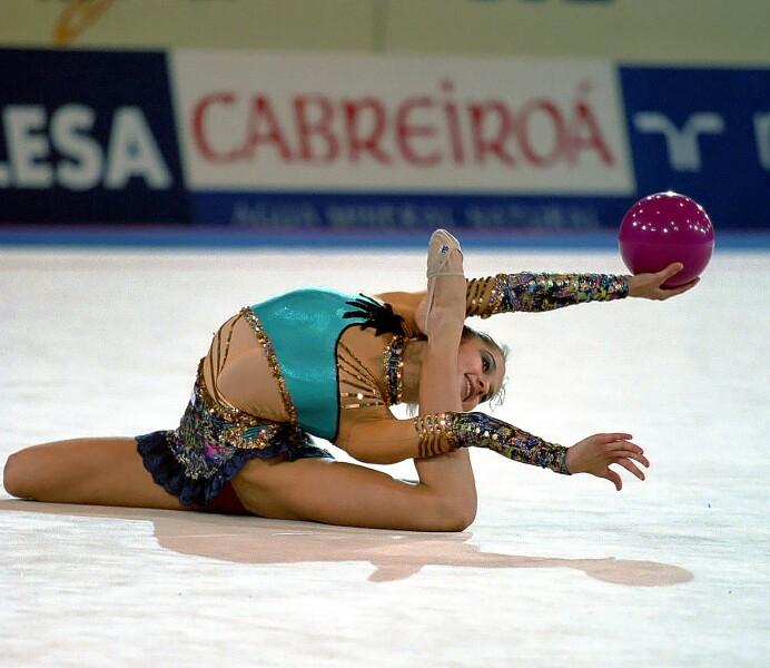 championnats du monde Madrid 2001 Peyche13