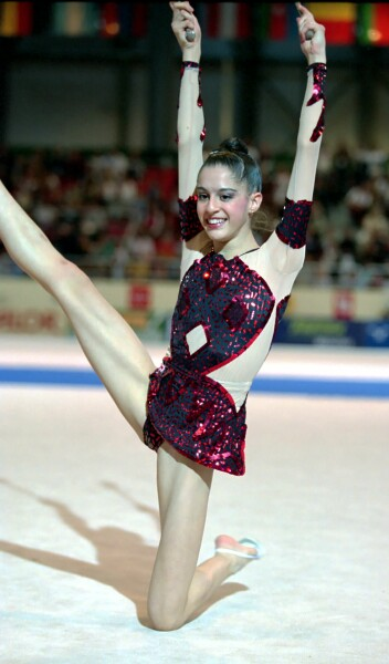 championnats du monde Madrid 2001 Rodrig10