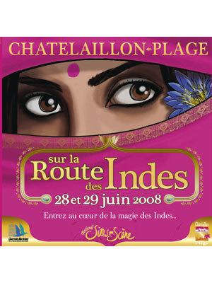 """""""Sur la route des Indes"""" , 28 et 29 juin 10199810"""