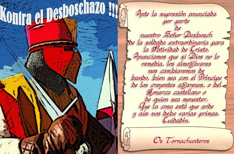 800 Aniversario Batalla de las Navas de Tolosa Desboc10