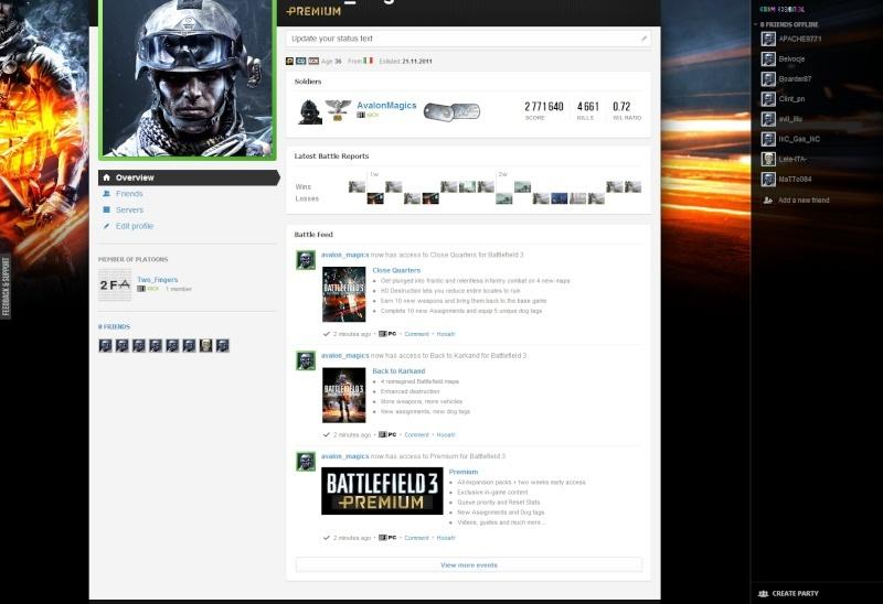 Battlefield 3 - BF3 STATS - Pagina 4 Avalon10
