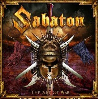Sabaton-The art of war Cover10