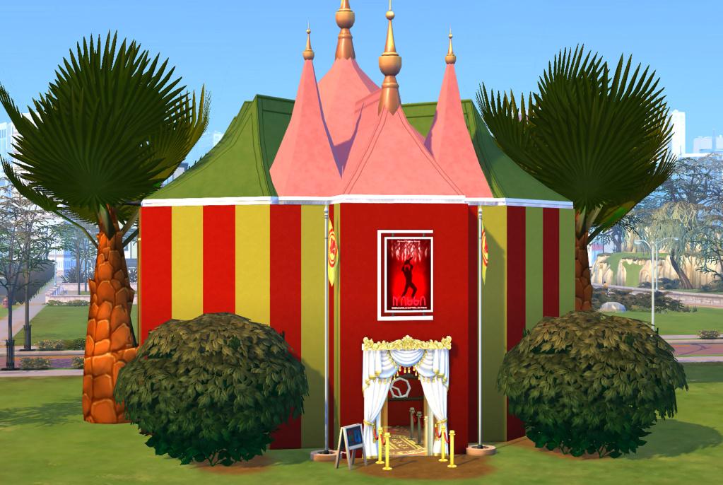 [Votes] Meiywa & Delise - Le chapiteau de cirque 112