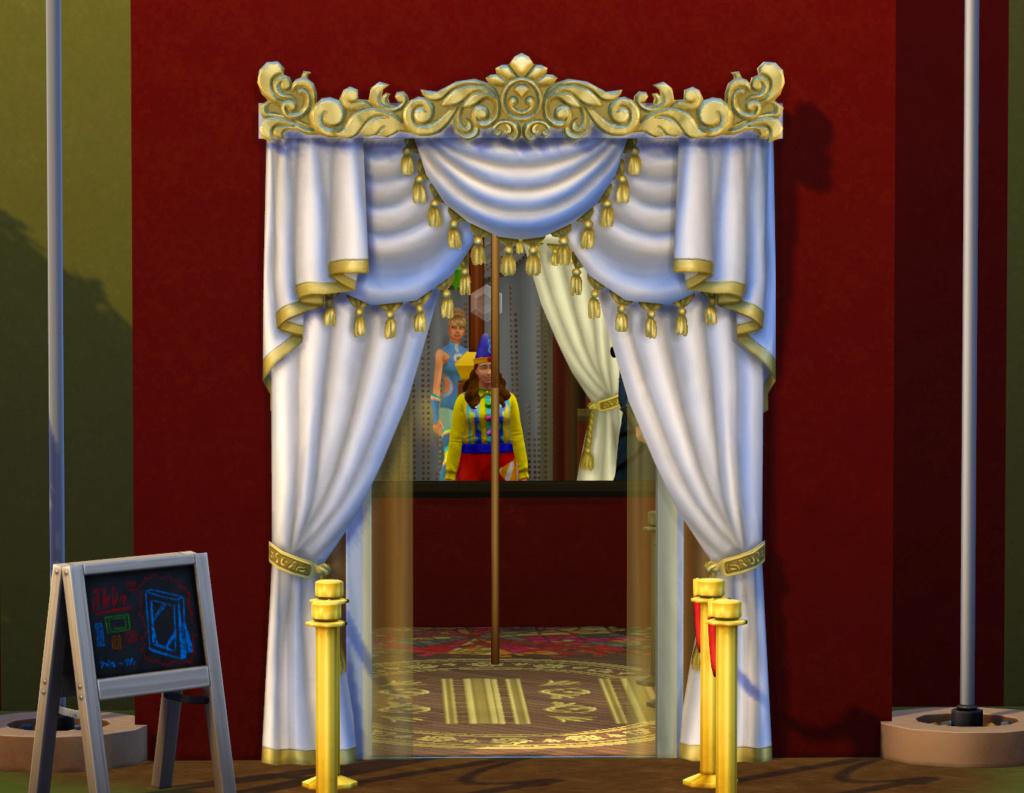 [Votes] Meiywa & Delise - Le chapiteau de cirque 213