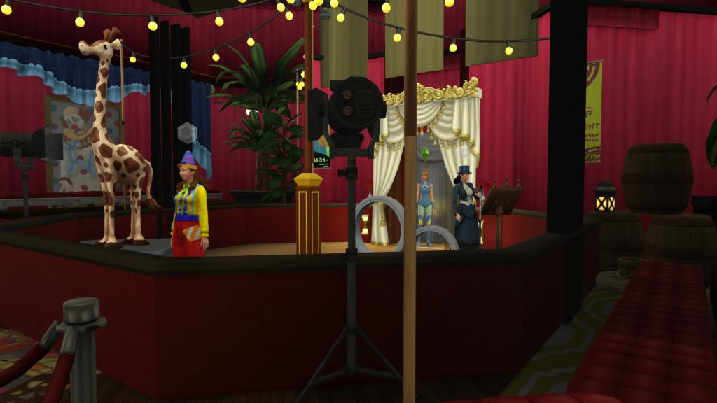 [Votes] Meiywa & Delise - Le chapiteau de cirque 512