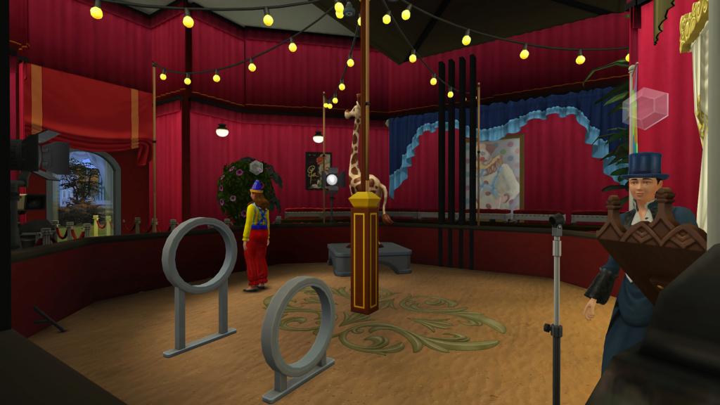 [Votes] Meiywa & Delise - Le chapiteau de cirque 610