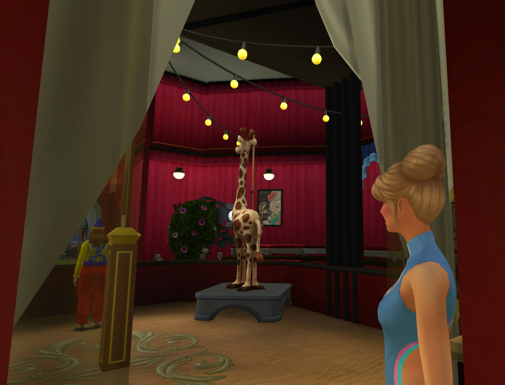 [Votes] Meiywa & Delise - Le chapiteau de cirque 810
