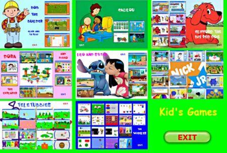 75 jeux pour enfants 12120110