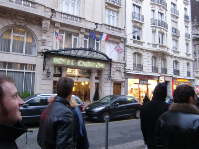 Réunion officielle et internationale des membres Master System France 21-22 janvier 2012 à LILLE - Page 12 Cimg5327