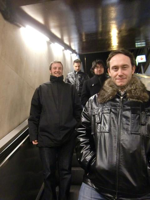 Réunion officielle et internationale des membres Master System France 21-22 janvier 2012 à LILLE - Page 12 Cimg5333