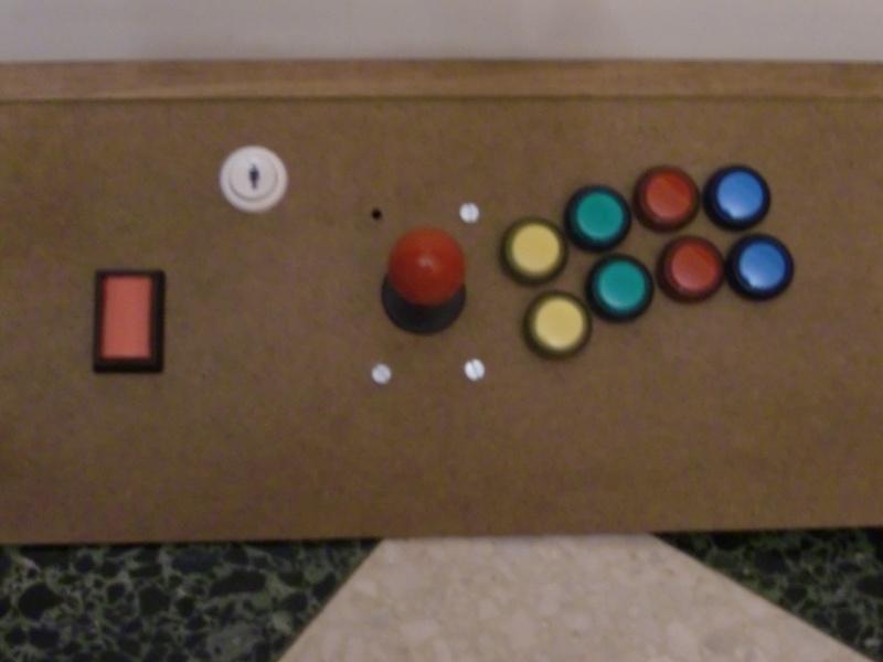 évolution de la création de ma borne d'arcade  Cimg5514