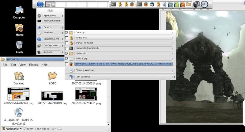 F.A.Q: Todo sobre Linux en Playstation 3 111110