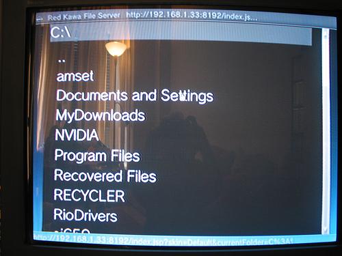 [TUTORIAL] Pasar archivos PC-->PS3 con RED KAWA 43399310