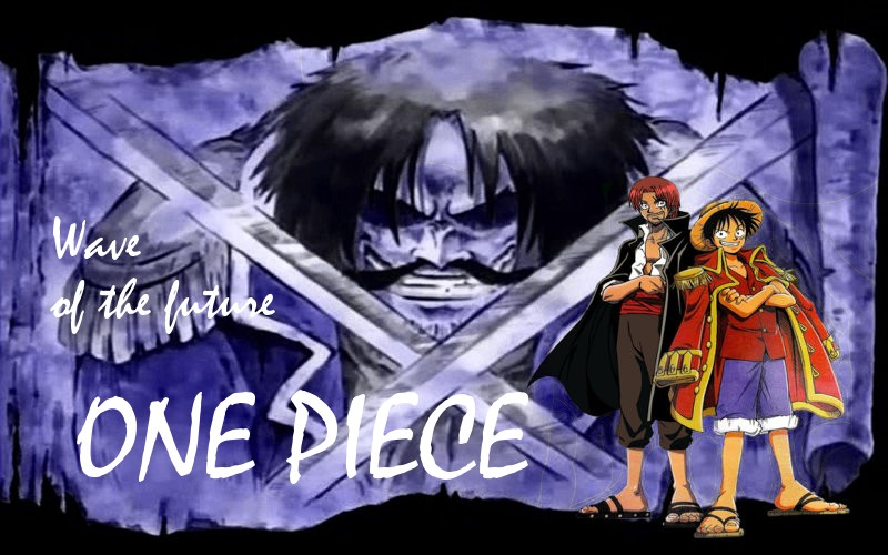One Piece : Wave of the future