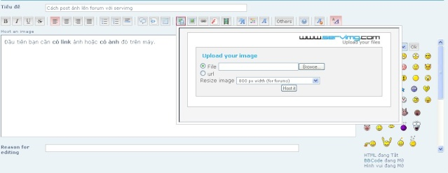 Cách post ảnh lên forum với servimg Cach_p11