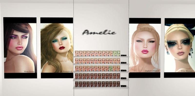 [Mixte] Beauty Avatar devient Glam affair & Tableau vivant Amelie10