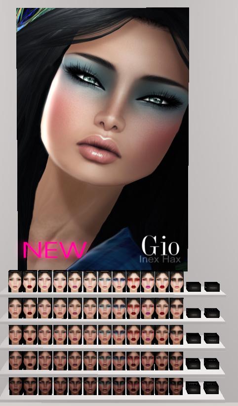 [Mixte] Beauty Avatar devient Glam affair & Tableau vivant Gio_0010