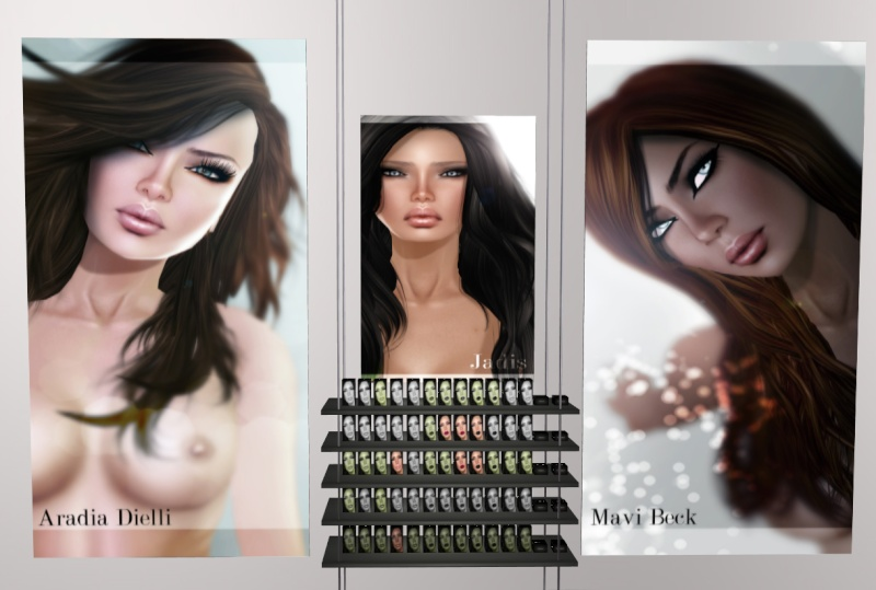 [Mixte] Beauty Avatar devient Glam affair & Tableau vivant Jadis_10