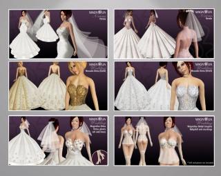 Tout pour le mariage ! Magnol10
