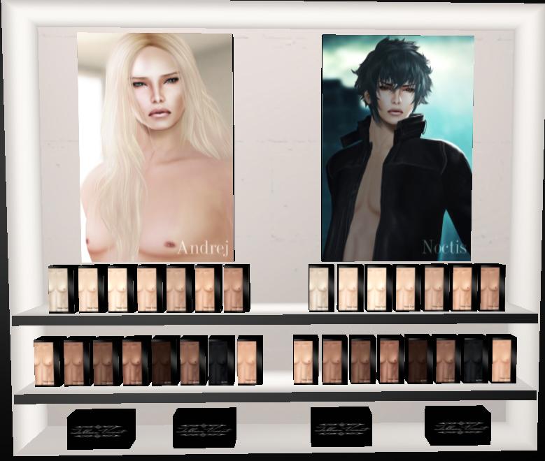 [Mixte] Beauty Avatar devient Glam affair & Tableau vivant - Page 2 Stable10