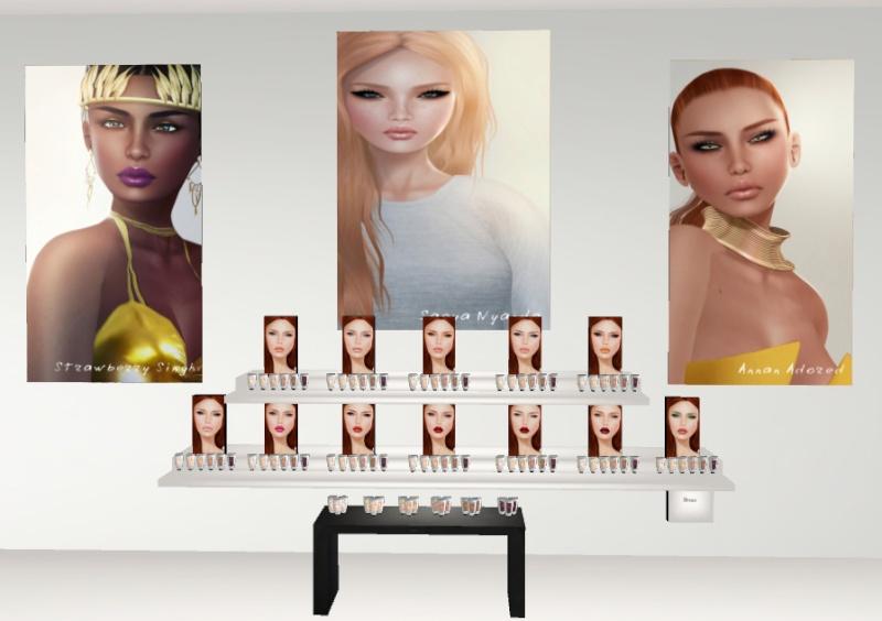 [Mixte] Beauty Avatar devient Glam affair & Tableau vivant - Page 2 Talama12