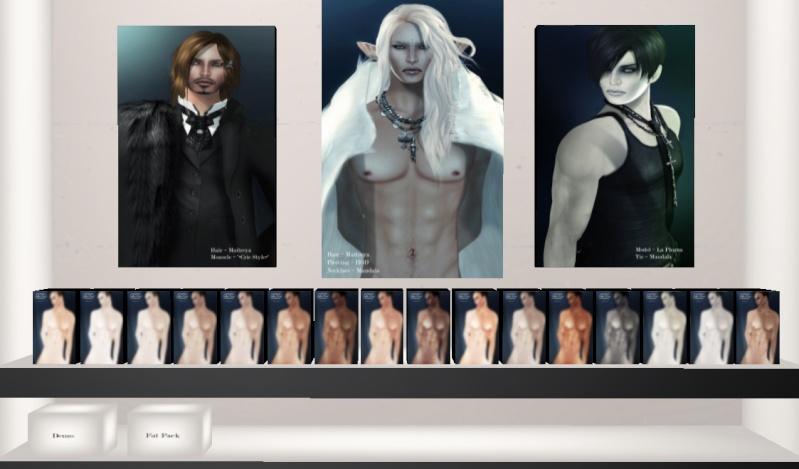 [Mixte] Beauty Avatar devient Glam affair & Tableau vivant Zcurio15