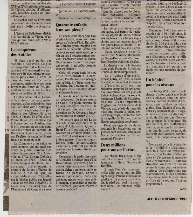 Histoire des communes - Allouville-Bellefosse Allouv11