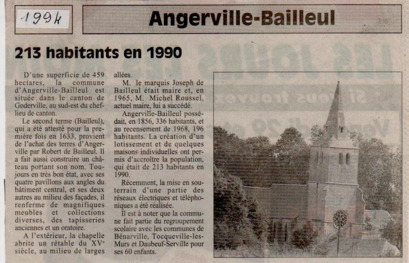 Histoire des communes - Angerville-Bailleul Angerv19