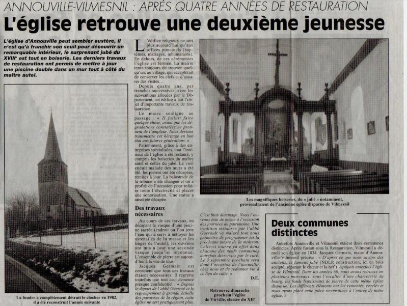 Histoire des communes - Annouville-Vilmesnil Annouv10