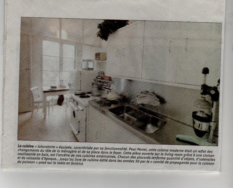 Le Havre - L'appartement témoin Perret Appart11