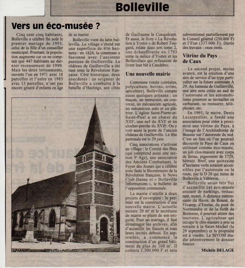 Histoire des communes - Bolleville Bollev10