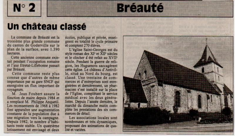 Histoire des communes - Bréauté Breaut10