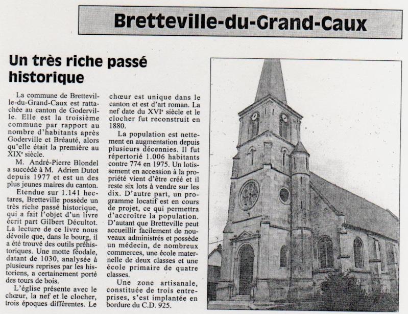 Histoire des communes - Bretteville-du-Grand-Caux Brette10