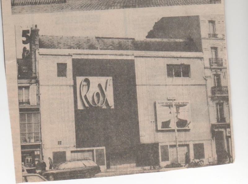 Le Havre - Cinéma Le Rex Cinema18
