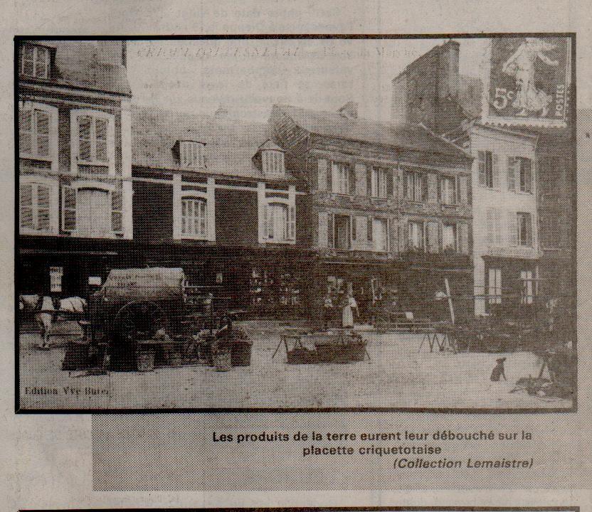 criquetot - Histoire des communes - Criquetot-l'Esneval Crique16