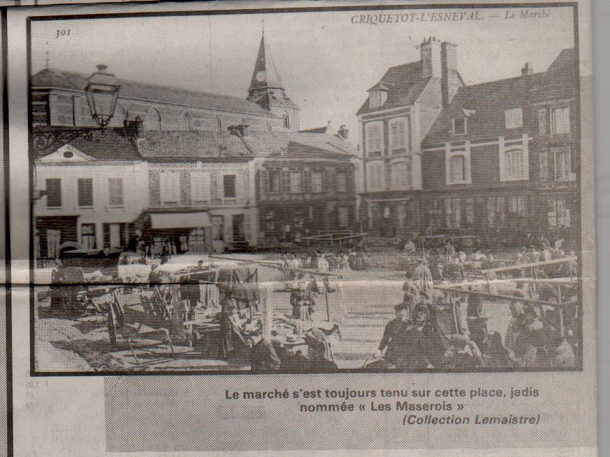 criquetot - Histoire des communes - Criquetot-l'Esneval Crique18