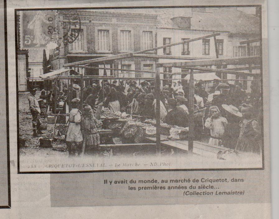 criquetot - Histoire des communes - Criquetot-l'Esneval Crique19