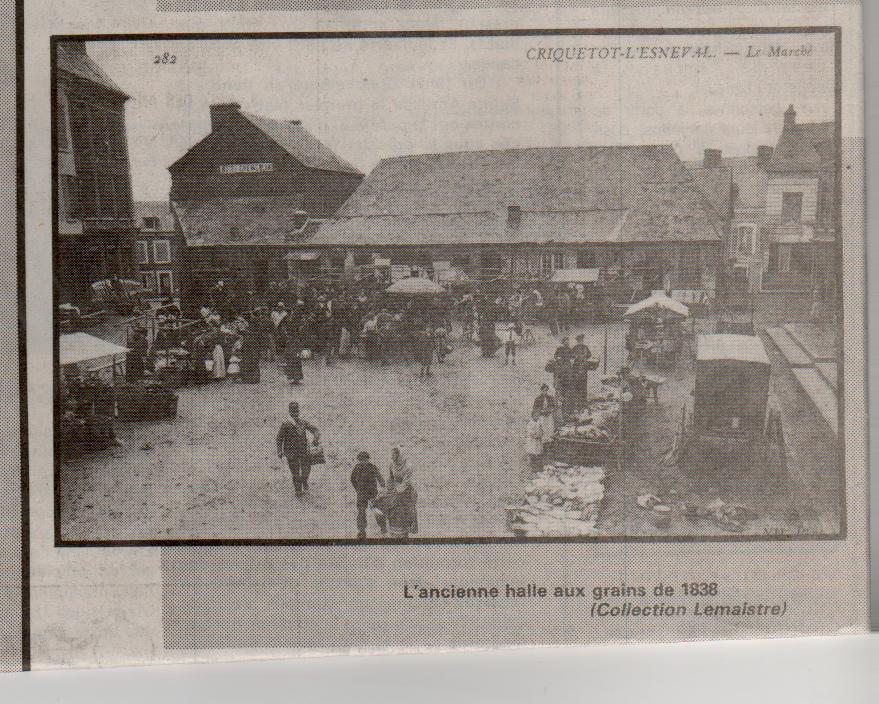 criquetot - Histoire des communes - Criquetot-l'Esneval Crique20