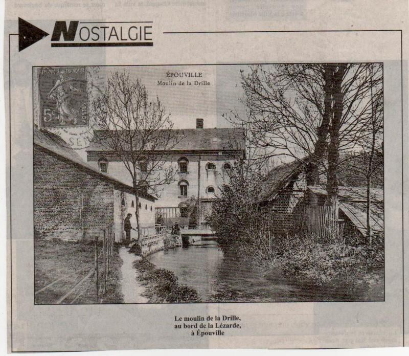 Histoire des communes normandes - Epouville Epouvi19