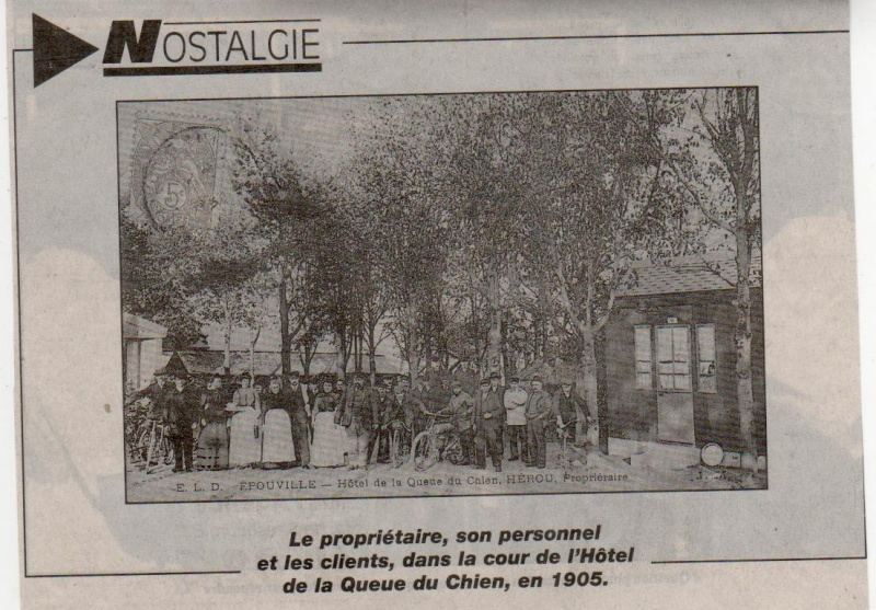 Histoire des communes normandes - Epouville Epouvi20